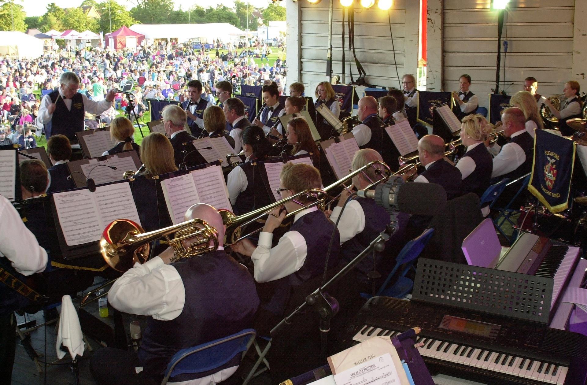 Heckington Show 2012
